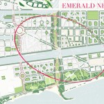 Emerald Necklace Circle