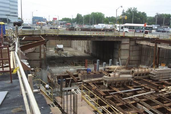 TTC Alerts Wikipedia: Eglinton RT Part Of $12B Toronto Transit Plan